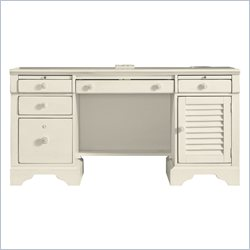 Stanley Furniture Coastal Living Cottage Computer File Desk in Sand Dollar