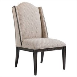 Stanley Furniture Charleston Regency Ashley Host Chair in Classic Mahogany
