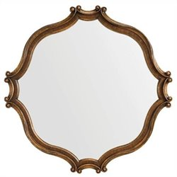 Stanley Furniture Villa Fiora Mirror in Toasted Pecan