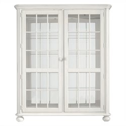 Stanley Furniture Coastal Living Retreat Newport Storage Cabinet in Saltbox White