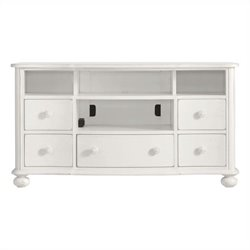 Stanley Furniture Coastal Living Retreat Media Console in Saltbox White