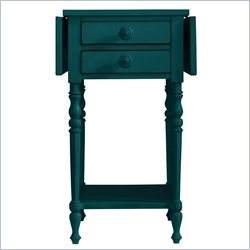 Stanley Furniture Coastal Living Retreat Chesapeake Table in Belize Teal