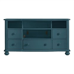 Stanley Furniture Coastal Living Retreat Media Console in English Blue