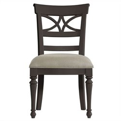 Stanley Furniture Sea Watch Dining Chair in Gloucester Grey