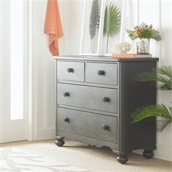 Stanley Furniture Coastal Living Retreat Seaside Chest in Gloucester Grey