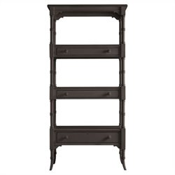 Stanley Furniture Coastal Living Retreat Etagere in Gloucester Grey