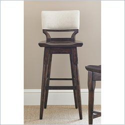 Stanley Furniture Newel Bar Stool in Date