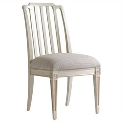 Stanley Furniture Preserve Marshall Side Chair in Orchid