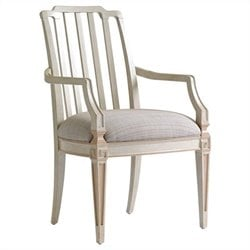 Stanley Furniture Preserve Marshall Arm Chair in Orchid