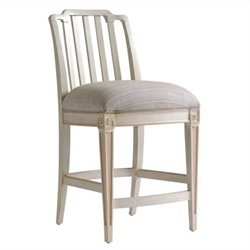 Stanley Furniture Preserve Marshall Counter Stool in Orchid