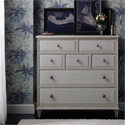 Stanley Furniture Preserve Beaufort Media Chest in Orchid