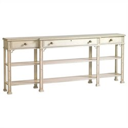 Stanley Furniture Preserve Brighton Sofa Table in Orchid