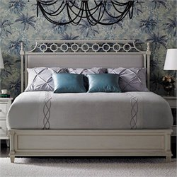 Stanley Furniture Preserve Botany Upholstered Bed in Orchid - Queen