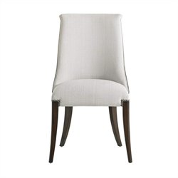 Stanley Furniture Crestaire Presley Host Dining Chair in Porter
