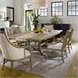 Stanley Furniture Coastal Living Resort 7 Piece Dining Set in Weathered Pier