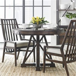 Stanley Furniture Newel 3 Piece Dining Set in Date