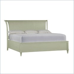 Stanley Furniture Coastal Living Resort Sunrise Sanctuary Sleigh Bed in Urchin - Queen