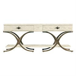 Stanley Coastal Living Resort Rectangle Cocktail Table in Sail Cloth