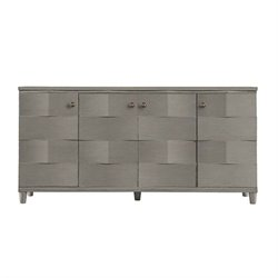 Stanley Coastal Living Resort TV Console in Morning Fog