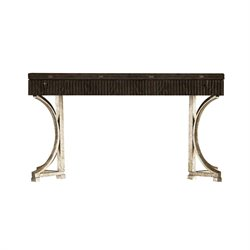 Stanley Coastal Living Resort Flip Top Console Table in Channel Marker