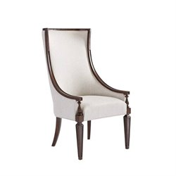 Stanley Villa Couture Matteo Host Chair in Mottled Walnut
