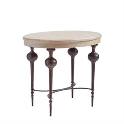 Stanley Villa Couture Adriana Lamp Table in Glaze