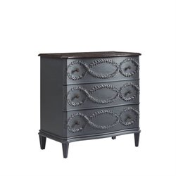 Stanley Villa Couture Nicolo Bachelors Chest in Bluestone
