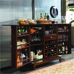American Drew Tribecca Flip Top Home Bar