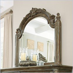 American Drew Jessica McClintock The Boutique Mirror in Baroque