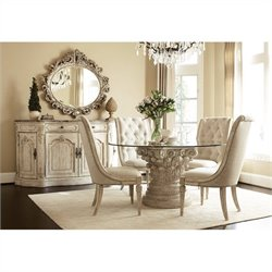 American Drew Jessica McClintock The Boutique 7 Piece Dining Set