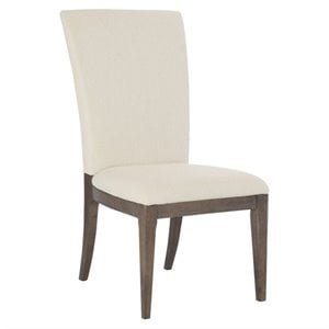 American Drew Park Studio Upholstered Fabric Side Chair in Sunbrella