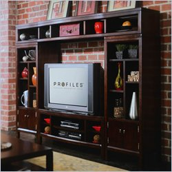 American Drew Tribecca 109 Inch Entertainment Center
