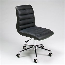 Pastel Furniture Hawthorne Office Chair in Black