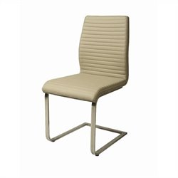 Pastel Furniture Quanto Basta Side Chair in Champagne