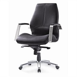 Pastel Furniture Andrew Office Chair in Black