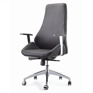 Pastel Furniture Canjun Office Chair in Black