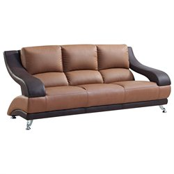 Global Furniture USA 982 Sofa in Brown