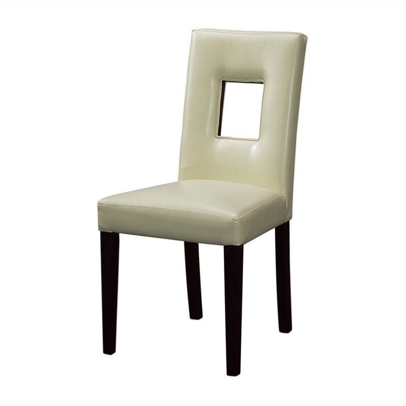 Global Furniture Dining Chair in Beige