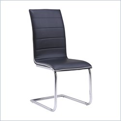 Global Dining Chair in Black