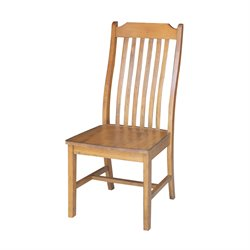 Dining Chair in Pecan (Set of 2)