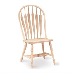 Unfinished Windsor Dining Chair