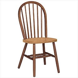 International Concepts Windsor   Dining Chair in Cinnamon and Espresso Finish