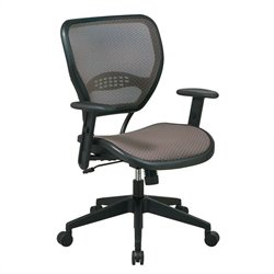 Air Grid Mesh Back and Seat Deluxe Task Office Chair