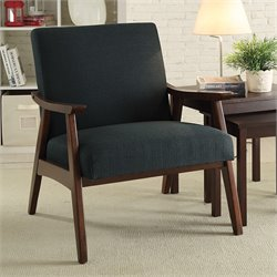 Office Star Ave Six Davis Chair in Klein Charcoal