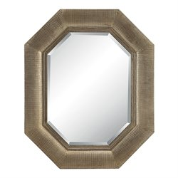 Office Star OSP Designs Wall Mirror in Silver