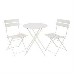 Office Star OSP Designs 3 Piece Patio Bistro Set-AX