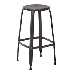 Office Star OSP Designs Bar Stool (Set of 4)-ZK