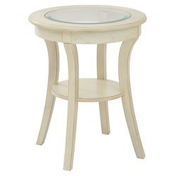 Office Star OSP Designs Round Accent Table-DDO