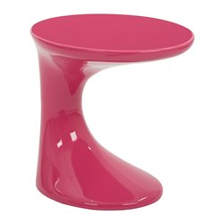 Office Star Ave Six Accent Table Slick Accent Table-SDF