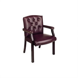 Office Star Work Smart Traditional Visitors Guest Chair